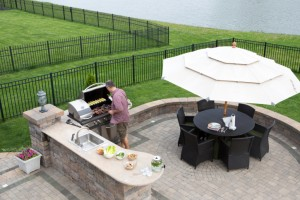 Enhance your property like never before with a new outdoor kitchen!