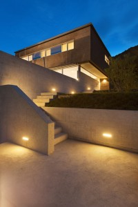 Outdoor lighting helps you illuminate your home's best features while improving safety and security.