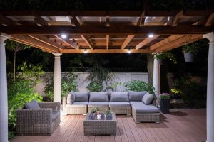 Have you considered adding outdoor lighting to your home?