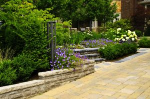 Have you considered adding retaining walls to your property?