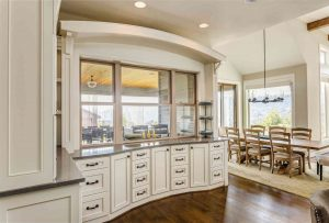 Are you planning to remodel the kitchen?