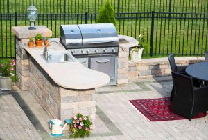 Are you looking for another reason to add an outdoor kitchen? Call Your Project Loan!