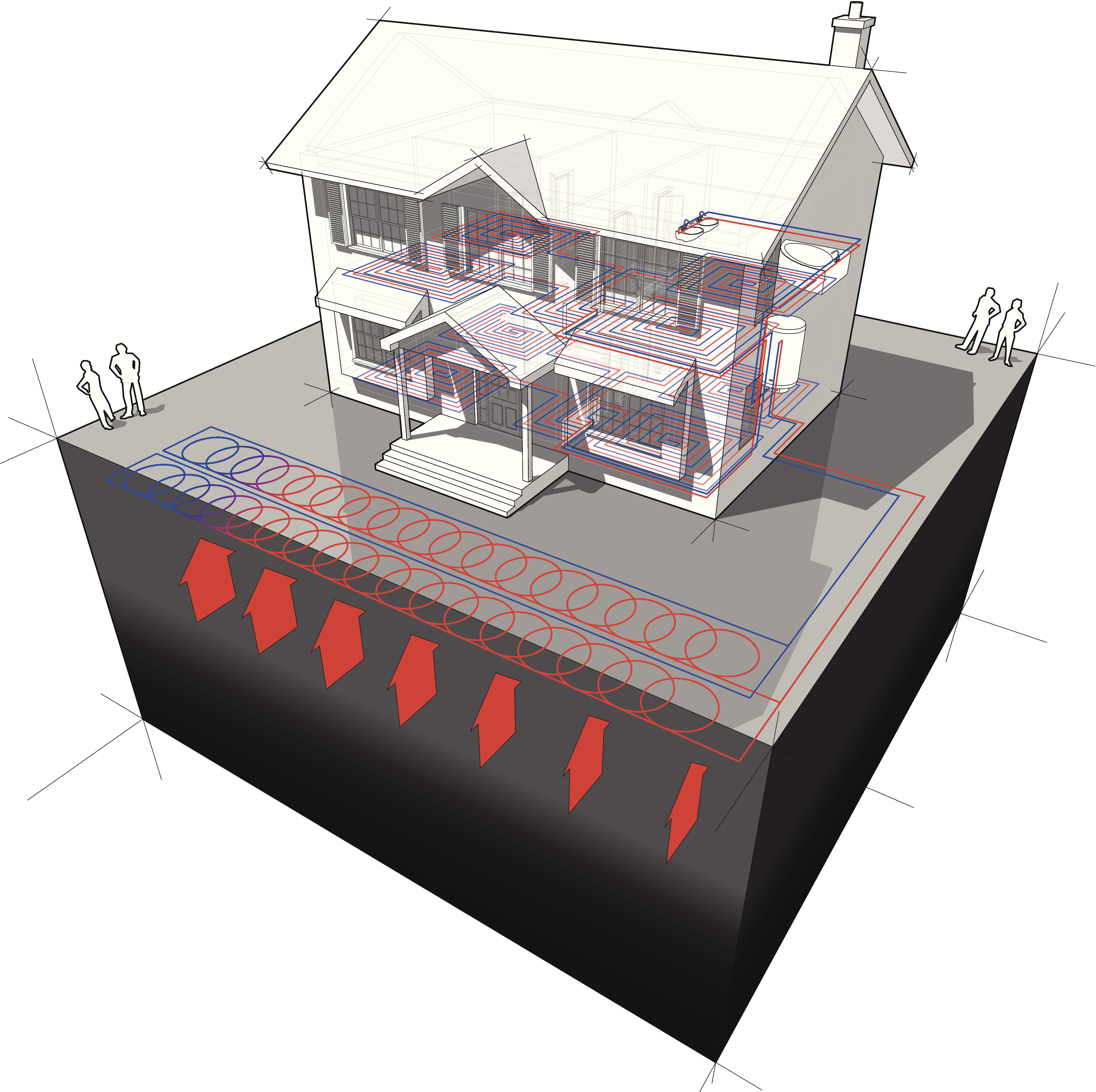 Geothermal Heat Pumps: How do they work?
