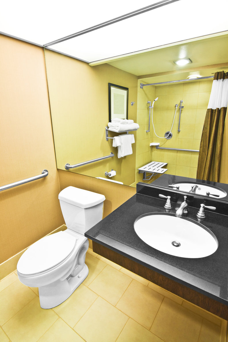 Designing handicap accessible bathrooms your project loan - Handicapped accessible bathroom plans ...