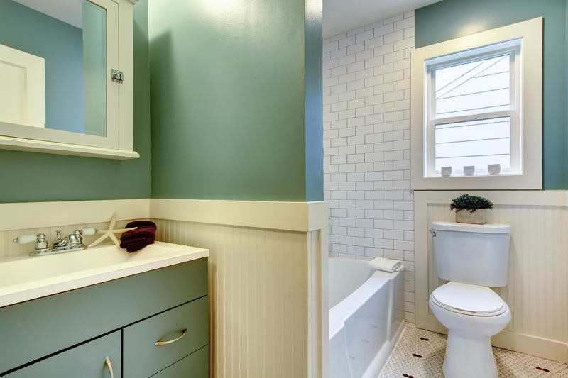 3 ways to cut costs when remodeling your bathroom for Bathroom remodel 63367