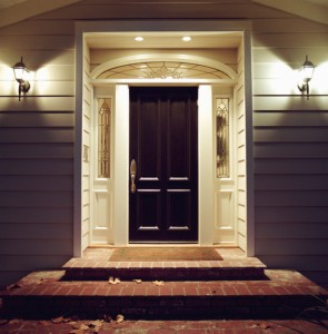 Summer is a great season to replace the front door!