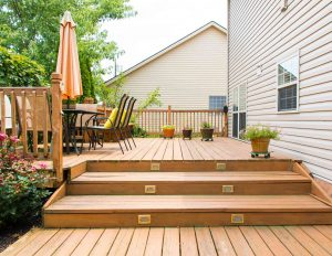 Enjoy your deck throughout spring and summer with the following tips.