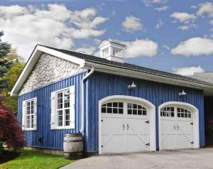Is it time to update the garage? Call Your Project Loan!