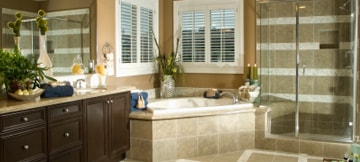 residential home bathroom