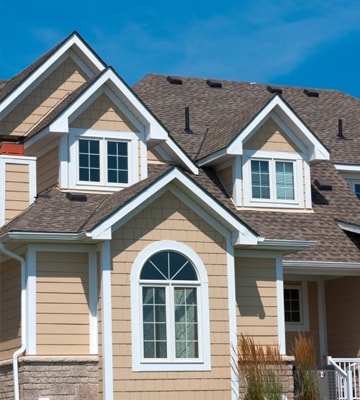 residential home roofing and siding