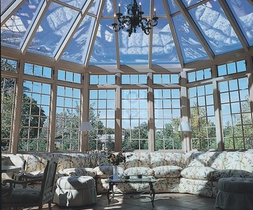 residential home sunroom